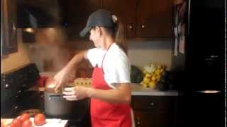 Canning Tomatoes Made Easy! Vid 1