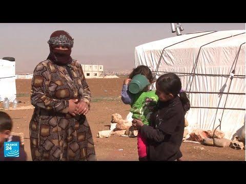 تقرير أممي يحذر: آلاف اللاجئين السوريين في لبنان يعانون من -انعدام الأمن الغذائي-  - 10:55-2019 / 2 / 14