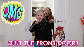 14 YEAR OLD SURPRISES SISTERS WITH CHRISTMAS BEDROOM MAKEOVER!