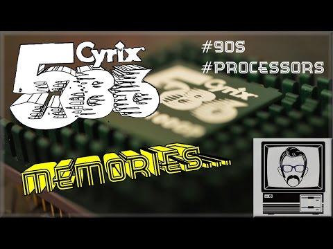 Cyrix 5x86 Processor Memories | Nostalgia Nerd