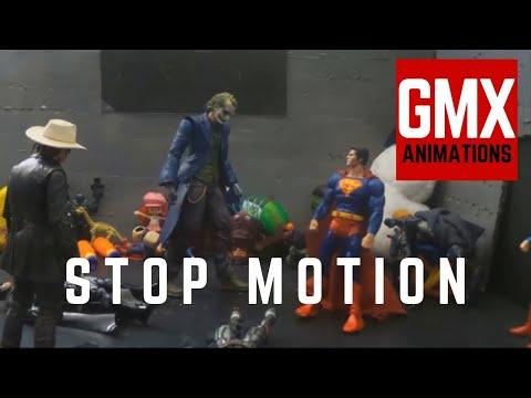 "Superman (STOP MOTION)- ""Toys of Toyman"""