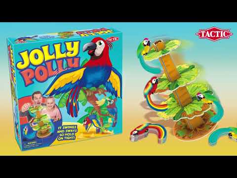 Tactic lauamäng Jolly Polly