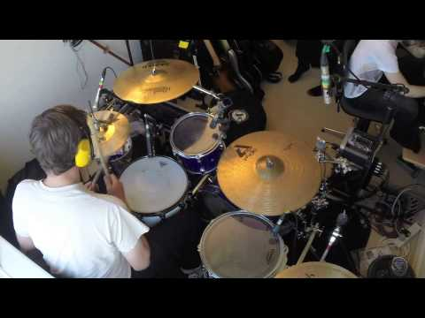 Lyle Dear - That Groove - Cameron Robertson - Drum Playthrough
