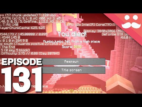 Hermitcraft 5: Episode 131 - END BUSTING...