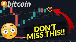 BITCOIN EXACT LOW IS HERE!!! SHOULD YOU SHORT OR LONG NOW? MUST SEE!!!