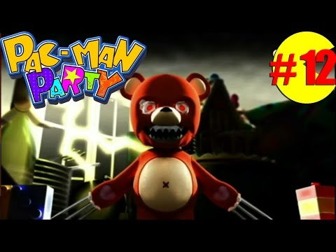 Pac-Man Party: Showdown With Freddy Fazbear/Bearserk~(P12)[Gameplay/Multiplayer HD]