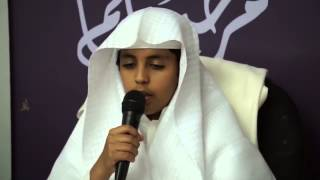 Son of Sheikh Maher Al Muaiqly | Hatm Al Quran