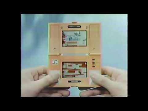 Game & Watch Multi Screen Commercial