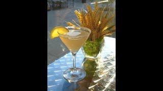 Lemon Drop Cocktail Video Drink Recipe