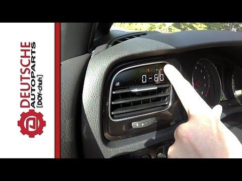Stock MK7 GTI 0-60 Acceleration Time