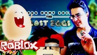 😱 de la 😱 de la serie de la serie de la ciudad de a-TIM Caza de Huevos 2017: Los Huevos Perdidos de la #roblox