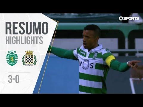 Highlights | Resumo: Sporting 3-0 Boavista (Liga 18/19 #8)