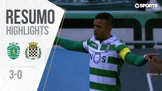 Highlights | Resumo: Sporting 3-0 Boavista (Liga 18/19 #8)