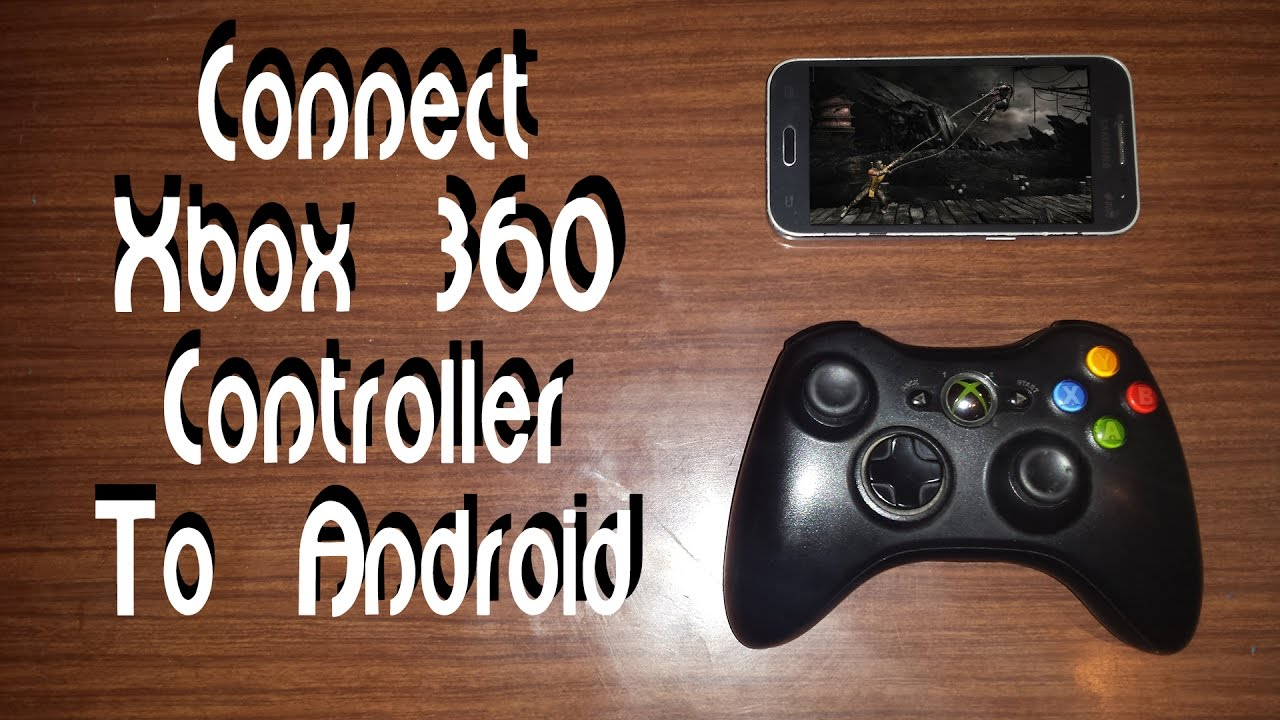 Download How To Connect Xbox 360 Wireless Controller To Android/IOS Easy