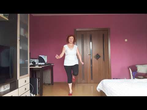 Видео уроки кантри танец