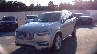 2017 Volvo XC90 & S90 Keyless Entry. Locking & Unlocking your vehicle.