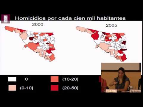 Seminario sobre Violencia y Paz Diagnósticos y Propuestas para México - Región Noroeste