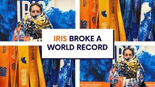IRIS Lanyard World Record