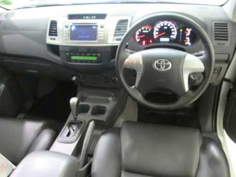 2012 TOYOTA HILUX 3.0d-4d Raider R/b P/u D/c Auto Call: (011)787-2881 Auto For Sale On Auto Trader S