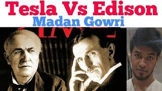 Tesla Vs Edison | Madan Gowri | Tamil | MG Vlog | Nikola Tesla | Thomas Alva Edison