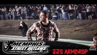 Racing with Memphis Street Outlaws JJ Da Boss!