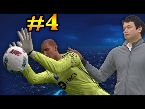 EL PORTERO PROMESA DE 19 AÑOS EN CHAMPIONS LEAGUE !! - FIFA 19 - MODO CARRERA thumbnail