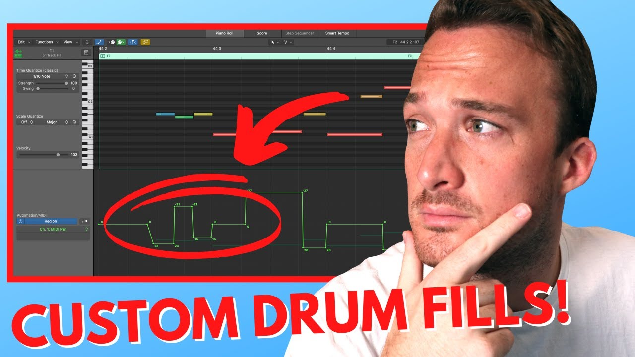 Download How To Make Better Drum Fills Than SPLICE!