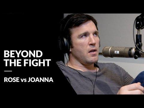 Chael Sonnen talks Rose Namajunas v Joanna Jedrzejczyk judging
