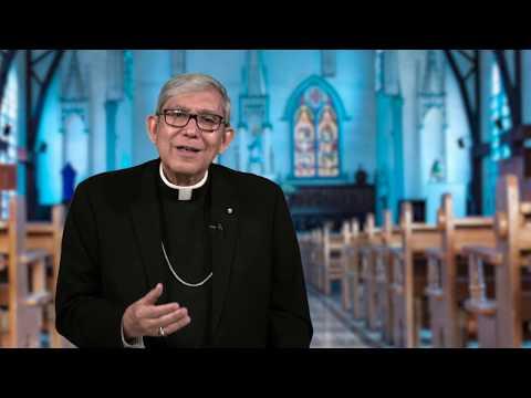 El obispo Cisneros invita a apoyar a la Iglesia en América Latina