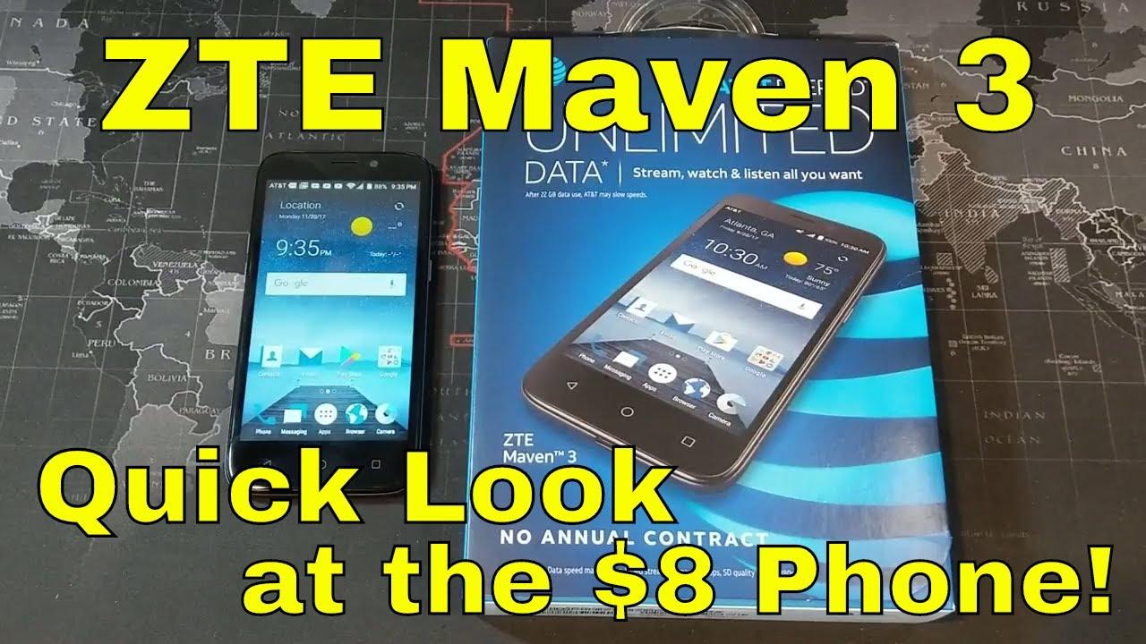 maven 3 phone