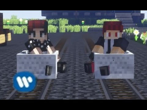 Minecraft Stressed Out Music Video - Twenty One...