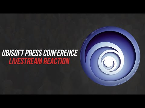 Ubisoft E3 2016 Press Conference (Livestream Reaction)