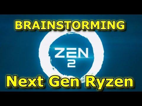 Zen 2 -  the Next HoRyzen
