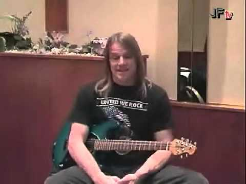 Steve Morse interview by Eric Vandenberg of JemFest TV 2003
