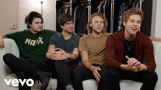 5 Seconds of Summer - Rock Out With Your Socks Out (Vevo Tour Exposed)