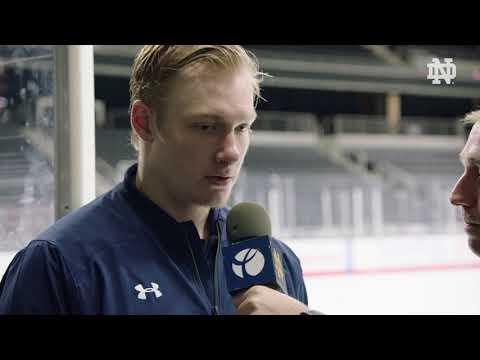 @NDHockey | Weekend Preview: Joe Wegwerth - Nebraska-Omaha (2018)