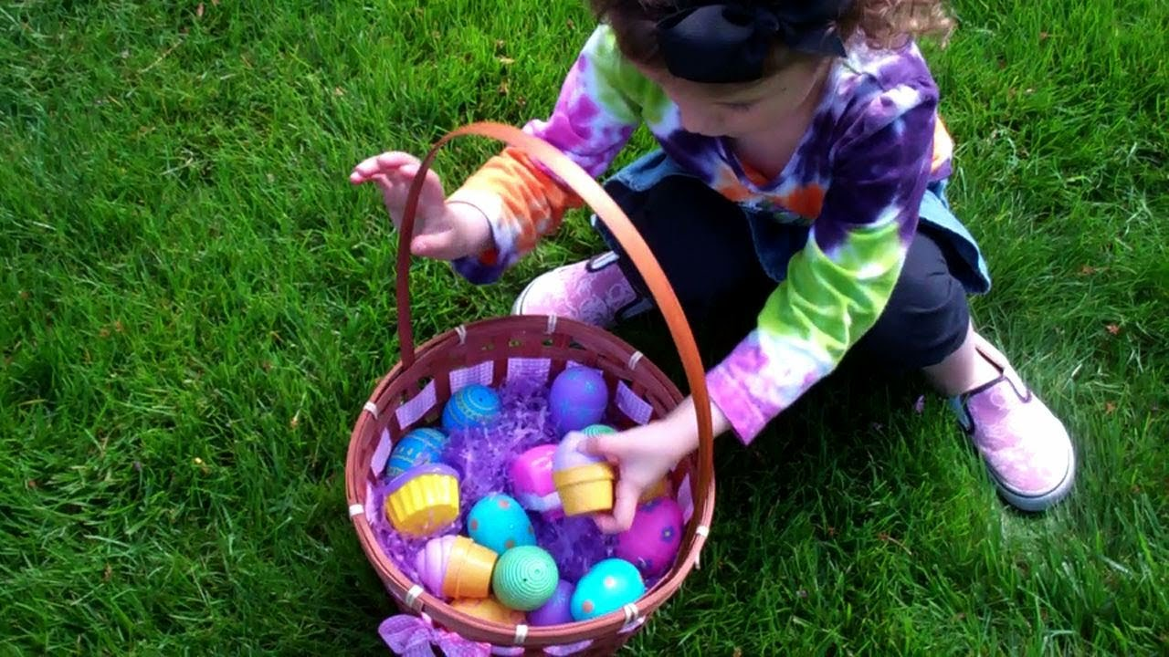 Easter egg hunt wk 652 youtube negle