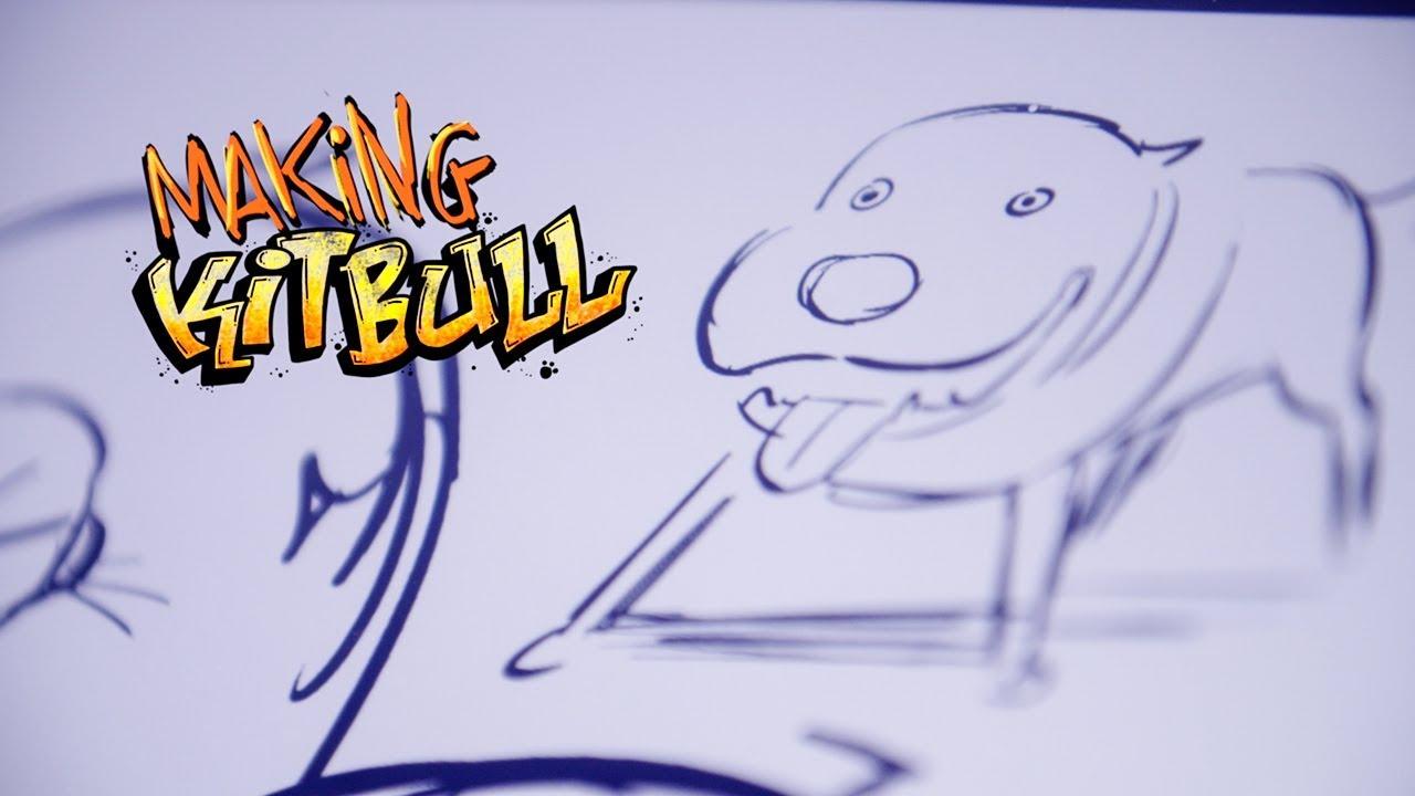 Download Go Behind the Scenes of Kitbull | Pixar SparkShorts