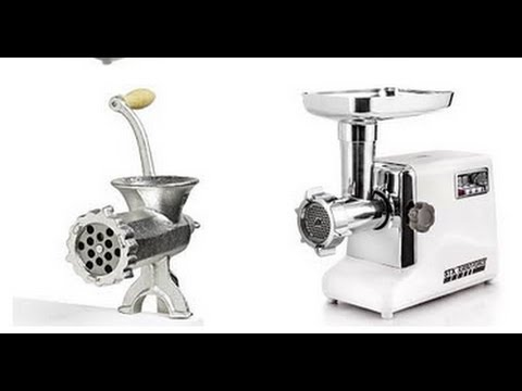 Reviews: Best Meat Grinder For Home Use 2017