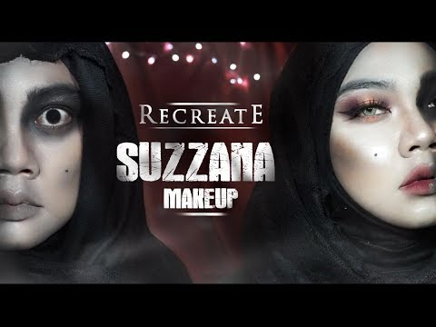 makeup-ala-suzzanna-|-jangan-nonton-malem-malem-!!!