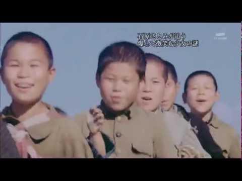 【必見】原爆投下後の長崎で微笑む少女
