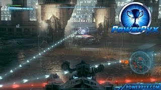 Batman Arkham Knight - Point of Impact Trophy / Achievement Guide
