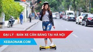 [Xebaonam.com] Nhà phân phối xe điện cân bằng 2 bánh chính hãng giá tốt nhất Hà Nội.