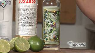 How To Make The Last Word, An Absinthe Based Cocktail