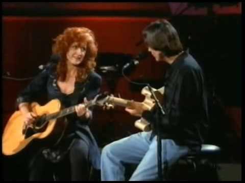 Bonnie Raitt & Jackson Browne