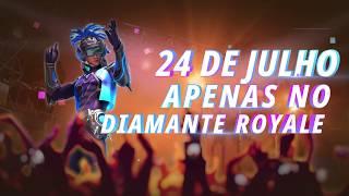 Diamante Royale: DJ Maluco | FREE FIRE