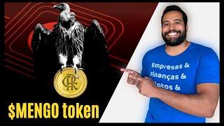Pré lançamento do Fan Token do Flamengo ($MENGO) na Socios.com