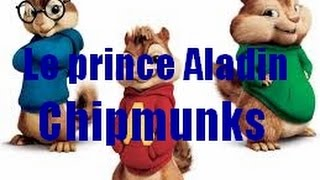 Black M Feat Kev Adams - Le prince Aladin (Version Chipmunks)