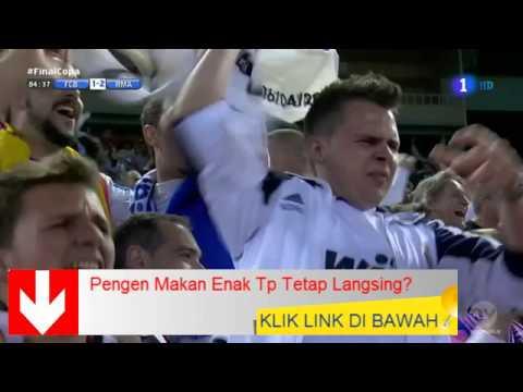 Cuplikan Video Gareth Bale Cetak Goal di Final Copa Del Rey 16 April 2014 ~ FC Barcelona vs Real Mad