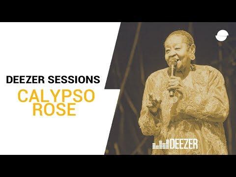 Calypso Rose - Leave Me Alone - Deezer Session
